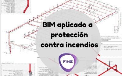 BIM aplicado al diseño de sistemas de protección contra incendios