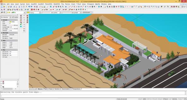IDEA Architecture captura