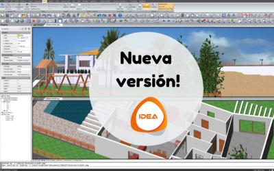 Nueva versión de IDEA Architecture la nueva generación BIM 5D
