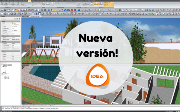 Version IDEA Architecure 19 BIM 5D