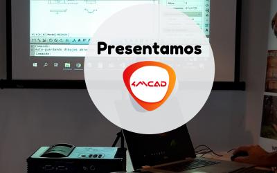 Presentamos 4MCAD en el curso de Durasein Uruguay