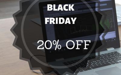 Black Friday: descuentos increíbles en software CAD y BIM
