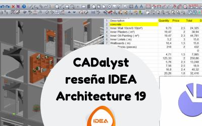 4M reestructura IDEA Architecture para la versión 19