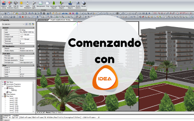 Introducción a Building Information Modelling con IDEA Architecture, BIM 5D