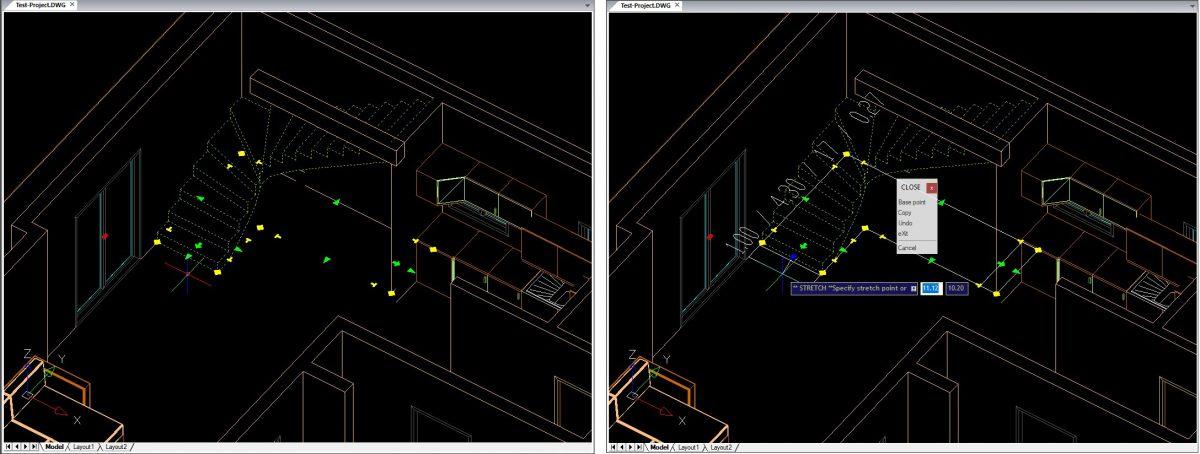 Pinzamientos en IDEA Arquitectura 19
