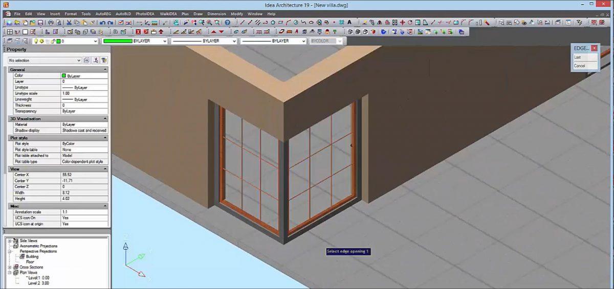 Aberturas en IDEA Arquitectura 19